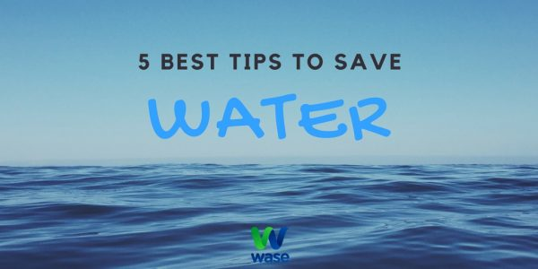 saving water preview